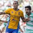 Resultado y goles del Tigres 2-1 Santos en Liga MX 2018