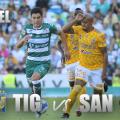 Previa Tigres - Santos: por el poder del norte