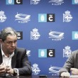 Tino Fernández y Xulio Ferreiro confirman el acuerdo entre Deportivo y Ayuntamiento