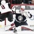 Arizona Coyotes rematch against Columbus Blue Jackets ends in 4-1 loss
