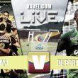 Resultado Tolima vs Deportivo Cali en vivo