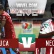 Resultado y goles del Toluca 0-0 Necaxa de la Liga MX 2017