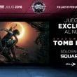 "Square Enix presentará en Gamepolis ""Shadow of the Tomb Raider"""