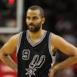 San Antonio Spurs, il ritorno di Tony Parker è previsto per gennaio