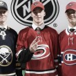 Rasmus Dahlin, número uno del Draft 2018 de la NHL