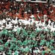 No retorno ao Maracanã, torcida do Fluminense prepara festa dos balões