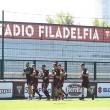 Torino - Ultimo allenamento prima del derby
