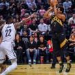 NBA - Cleveland in scioltezza contro i Suns; per i Raptors qualche difficoltà in più del previsto