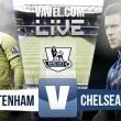 Risultato Tottenham - Chelsea di Premier League 2015/16 (0-0): reti bianche e pari giusto a White Hart Lane