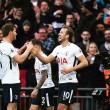 El Tottenham arrolla al Liverpool y peleará por la Premier