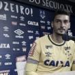 """Titular contra Atlético-GO, Rafael exalta grupo celeste: """"Todos são importantes"""""""