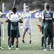Sem jogos até a Série B, técnico Enderson Moreira mantém ritmo de treinos no América-MG