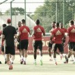 Com apresentação de Anselmo, Sport inicia preparação para jogo contra Grêmio