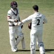 Trescothick and Rogers bat Somerset to draw at Taunton