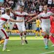 VfB Stuttgart 2-0 Eintracht Braunschweig: Swabians sink Lions' winning run
