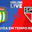 Jogo São Caetano x São Paulo AO VIVO online pelo Campeonato Paulista (0-0)