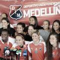 Independiente Medellín tendrá equipo femenino