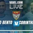 Corinthians perde para o São Bento pelo Campeonato Paulista 2018 (0-1)