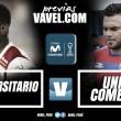 Previa Universitario -Unión Comercio: La 'crema' debuta en el Clausura pensando en un 'Clásico'
