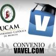 La UCAM y VAVEL firman un Convenio de Cooperación Educativa