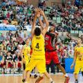 El UCAM Murcia se despide en casa tras vencer al CB Canarias en la prórroga