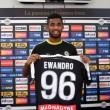 Udinese, si ferma anche Ewandro