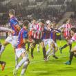 El Leioa remonta un 2-0 y saca un punto de Las Gaunas