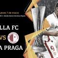 Previa Sevilla FC vs Slavia de Praga: a por la victoria en Nervión
