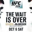 UFC 229 se va llenando