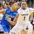 Showdown For The Top Spot: No. 22 Kentucky Wildcats At South Carolina Gamecocks