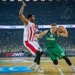 Turkish Airlines EuroLeague - Impresa Zalgiris, è Final Four: Olympiacos travolto anche in gara-4