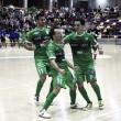 """UMA Antequera se estrena como local tras """"aplastar"""" a Santiago Futsal"""