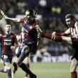 Levante - Ath.Bilbao: puntuaciones del Levante en la jornada 15 de  La Liga Santander