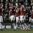 El United vence al Derby County con un Martial estelar