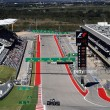 US Grand Prix - Free Practice: Hamilton on the pace, 0.3 quicker than Rosberg