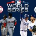 The Los Angeles Dodgers will open the World Series on the road against the Boston Red Sox on Tuesday, October 23, 2018 at Fenway Park in Boston.