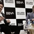 """Gallardo: """"No pienso en mis logros personales porque siempre he creído que nadie va a estar por arriba del Club. Lo que me llena es que la gente se sienta representada por el equipo"""""""