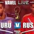 Uruguay vs Russia Live Stream Score Commentary in World Cup 2018