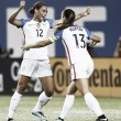 Strong USWNT showing results in sweep over New Zealand