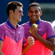 John Newcombe Believes Nick Kyrgios And Bernard Tomic Can Reach Top 10