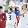 USWNT gets the sweep against the Korea Republic