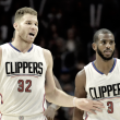 Griffin y Paul brillan en el Staples