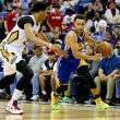 Warriors Strike Down New Orleans To Complete Series Sweep Of Pelicans