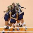 Rio 2016 - Volley F: la seconda giornata