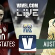 USWNT vs Australia Live Stream, Scores and Result in Tournament of Nations (0-0)