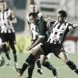 Goiás consegue vitória no fim sobre o Tupi e deixa a zona de rebaixamento