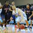 Rowsey, UNC-Asheville Surge By Liberty To Advance In Big South Opening Round