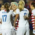The USWNT file gender discrimination lawsuit against U.S. Soccer