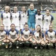 Houston Dash scored two late goals to take the win over the USWNT U-23