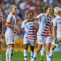USWNT roster announced for November friendlies
